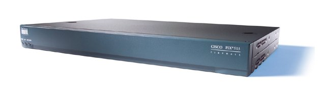 Cisco Pix-515E Network Security Appliance Firewall
