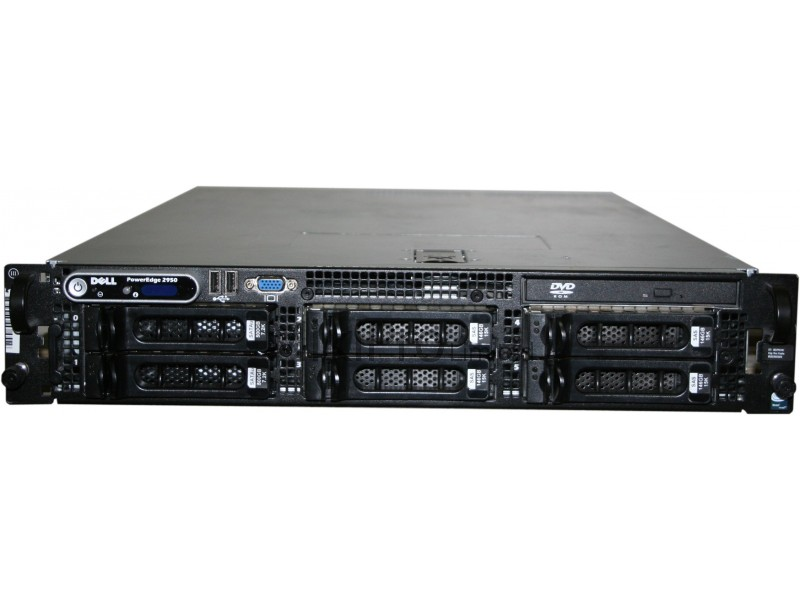Dell Poweredge 2950 Server
