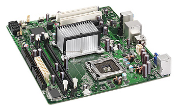 Intel DG31 Desktop Motherboard