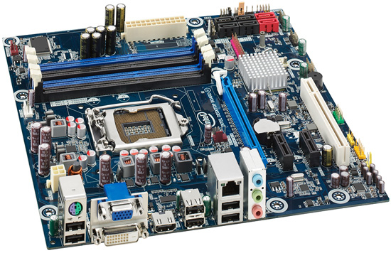 Intel DH55TC Desktop Motherboard