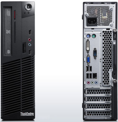 Lenovo ThinkCentre M71e - CPU