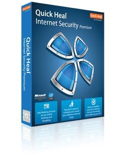 Quick Heal Internet Security 1PCs 1 Year