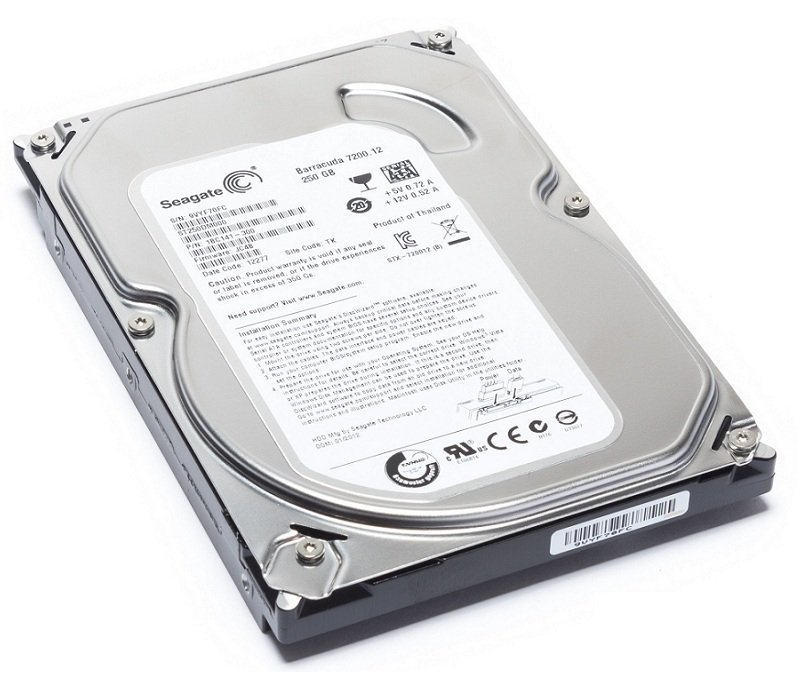 Seagate Internal Desktop Hard Drive (250 GB)