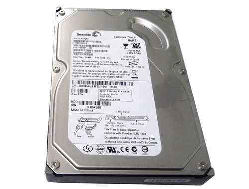 Seagate Internal Desktop Hard Drive (80 GB)