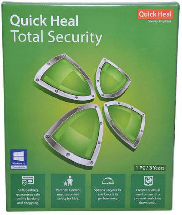 TOTAL SECURITY Quick Heal